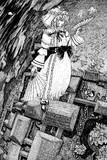幽冥楼閣の亡霊少女