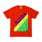 Tシャツ | レッド | Alvida_Soda☆Melon