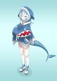 超乳サメちゃん。