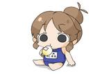 おっぱいアイスを嗜む高森藍子