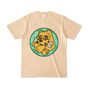 Tシャツ | ナチュラル | DIRTY♀ワンちゃん