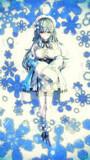 MMD公式モデルで雪花ラミィちゃんのファンアートを作る