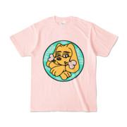 Tシャツ | ライトピンク | DIRTY♀ワンちゃん