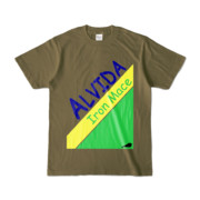 Tシャツ | オリーブ | Alvida_Soda☆Melon