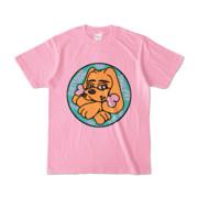 Tシャツ | ピーチ | DIRTY♀ワンちゃん