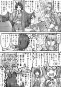 キラキラ☆寮長と一緒に肉体労働!