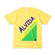 Tシャツ | イエロー | Alvida_Soda☆Melon