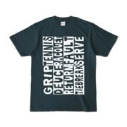 Tシャツ | デニム | Super☆Tennis_word