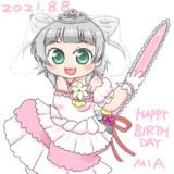 柏木美亜お誕生日2021