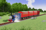 サー・ハンデルとわがままな客車