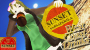 夏のはつらつドリンク!サンセット・サルサパリラ広告!【Fate/MMD】