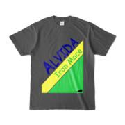 Tシャツ   チャコール   Alvida_Soda☆Melon