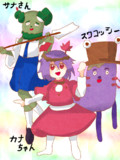 最近幻想郷で話題の子供向けアニメ