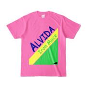 Tシャツ   ピンク   Alvida_Soda☆Melon