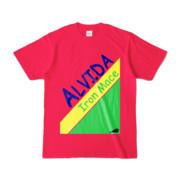 Tシャツ   ホットピンク   Alvida_Soda☆Melon