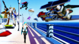 【MMDロボアニフェス2021】日常の散歩風景