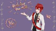 リドル誕生日MMD衣装!(想像)
