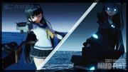 【21夏MMDふぇすと展覧会】決戦! 磯風vs軽巡棲鬼【艦これMMD】
