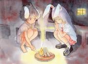 毎月17日と18日はイナバの日「送り火」