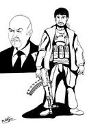 アフガンのしたたか親父とその息子~ラシッド・ドスタム元帥とボトゥール・ドスタム