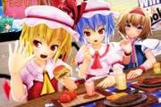 【レミフラ!】アリスお姉さんと ランチタイム…♡