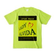 Tシャツ | ライトグリーン | Alvida_Yellow☆Kiss