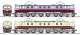 日本人民共和国交通建設省ЭФ58形電気機関車