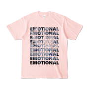 Tシャツ | ライトピンク | EMOTIONAL☆SKY