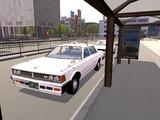 【MMD】430セドリックタクシー【モデル配布あり】