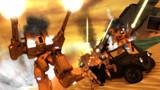 【MMDロボアニフェス2021】デストロイド対空防衛戦