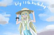 リリィちゃん11th.birthday