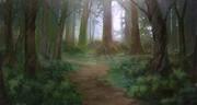 【TRPG】【フリー素材】森【ゲーム使用OK】【クトゥルフ神話】