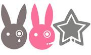 【ロゴ】結月ゆかり&雫&紲星あかりマーク