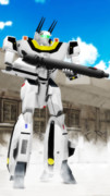 【MMDロボアニフェス2021】VF-1Sバルキリー