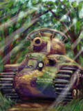 九七式中戦車 チハ (単品差分)