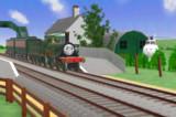エミリーと客車