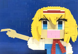 レゴと化したICG姉貴BB