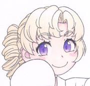 アンツィオちゃん(どアップ)