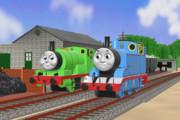 トーマスとパーシー