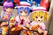 【レミフラ!】新商品の 焼き立てパン…♪