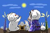 【お月見】
