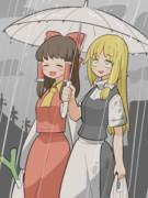 今日もいい天気.rain