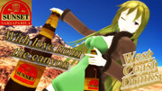 キャニオンから愛を込めて、サンセット・サルサパリラ広告!【Fate/MMD】