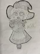 MGRさんの模写画