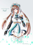 ヌル(白き鋼鉄のX2)