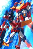 【MMDロボアニフェス2021】無敵超人ザンボット3