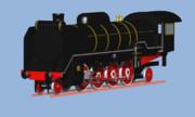 英国鉄道を走るD51その2