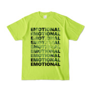 Tシャツ | ライトグリーン | EMOTIONAL☆SKY