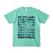 Tシャツ   アイスグリーン   EMOTIONAL☆SKY