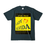 Tシャツ   デニム   Alvida_Yellow☆Kiss